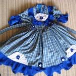 Продам платье нарядное / повседневное для девочки размер 30, Новосибирск