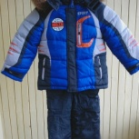 Зимний костюм на мальчика, Новосибирск