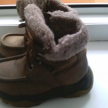 Зимние ботинки натуралка, Новосибирск