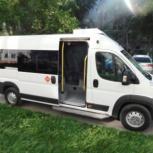 Заказ микроавтобуса Peugeot Boxer - Турист, Новосибирск