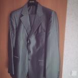Мужской костюм Пеплос - пиджак и брюки, размер: 50–52 (XL), Новосибирск