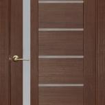"""Межкомнатные двери эко-шпон """"Вертикаль"""", Новосибирск"""