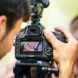 Фото и видеосъёмка свадеб, юбилеев, выписка из роддома, Новосибирск