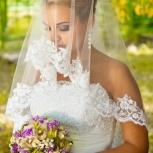 продам свадебную фату, Новосибирск