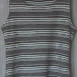 Костюм вязаный, юбка-жилет, р-44(46), Новосибирск