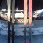 Продам две пары горных лыж, Новосибирск