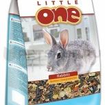 Little one для кроликов 900гр, Новосибирск