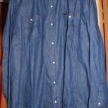 Новая джинс рубашка испанс , оригинал, Новосибирск