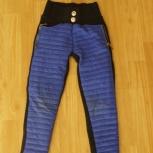 Джинсы, штаны на флисе для девочки 4-5 г, Новосибирск