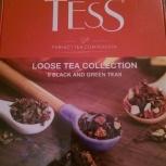 Чай Tess коллекция листового чая 9 вкусов 350г, Новосибирск