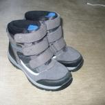 Продам утепленные ботинки Outventure (отличное состояние), Новосибирск