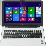 HP 15-AC022UR (новый ноутбук, с гарантией), Новосибирск