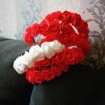 Ободок из цветов, Новосибирск