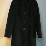 Пальто Avalon, размер 44, чёрный цвет, Новосибирск