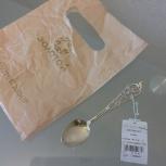 Продам серебряную ложечку., Новосибирск