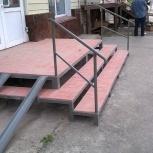 Лестница, Новосибирск