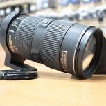 Объектив Nikon AF-S 80-200mm f2,8 ED D, Новосибирск