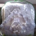 Продам новый зимнее одеяло на выписку из роддома, Новосибирск