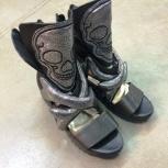 Продам новые туфли на платформе, Новосибирск