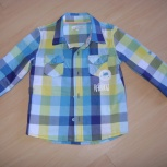 Рубашка на мальчика р.86, Новосибирск