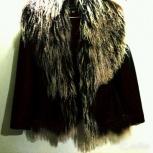 Куртка кожаная размер XS, Новосибирск