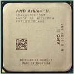 Процессор AMD Athlon II X2 260, Новосибирск