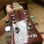 Акустическая гитара Martinez FAW-701, Новосибирск