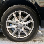 Комплект шины и диски R20 Land Cruser 200 Nokian Hakkapeliitta 8 SUV, Новосибирск