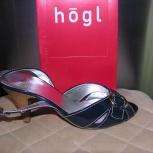 Продам новые босоножки немецкой фирмы HOGL, Новосибирск