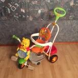 """Детский трехколесный новый велосипед """"sr 66 s, Новосибирск"""