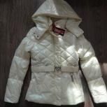 Новая демисезонная курточка для девочки Pelican, Новосибирск