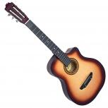 Гитара с вырезом, Новосибирск