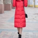 Женский пальто утепленное, пуховик, Новосибирск