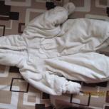 продам комбинезон для младенца, демисезонный,  60 см, Новосибирск