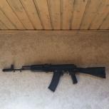 Пневматическая винтовка АК Юнкер-4, Новосибирск