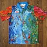 Рубашка-поло Bosco Sochi 2014, Новосибирск