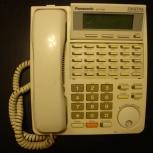 Продам цифровой телефон Panasonic KX-T7433RU. Бу., Новосибирск