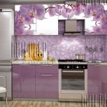 """Кухонный гарнитур """"Орхидея"""", Новосибирск"""