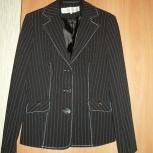 Новый деловой костюм (пиджак/юбка). Высокое качество, р.42. Недорого., Новосибирск