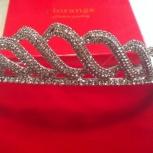 диадема (корона) для невесты, Новосибирск