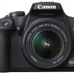 Фотоаппарат Canon 1000D Kit, Новосибирск