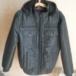 Продам демисезонную куртку на юношу, Новосибирск