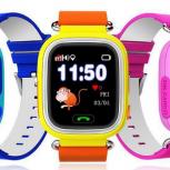 Умные детские часы smart baby watch g72 (q90), Новосибирск