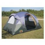 Палатка 6-х местная, размер 360x220cm-высота 180 см шатер с тамбуром, Новосибирск