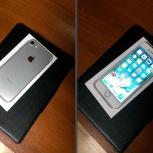 Apple iPhone 7, Silver, 32Gb (на гарантии), Новосибирск