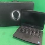 мощный игровой ноутбук Dell Alienware 14, Новосибирск