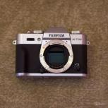 Фотоаппарат Fujifilm X-T10 silver, Новосибирск