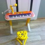 детский синтезатор, Новосибирск
