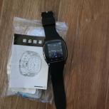 Продам умные часы RWATCH M26, Новосибирск