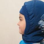 Продам шлем зима новый на мальчика(толстый как шапка на синтепоне), Новосибирск